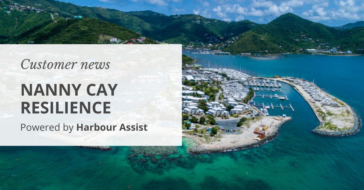 Nanny Cay hurricane resilience