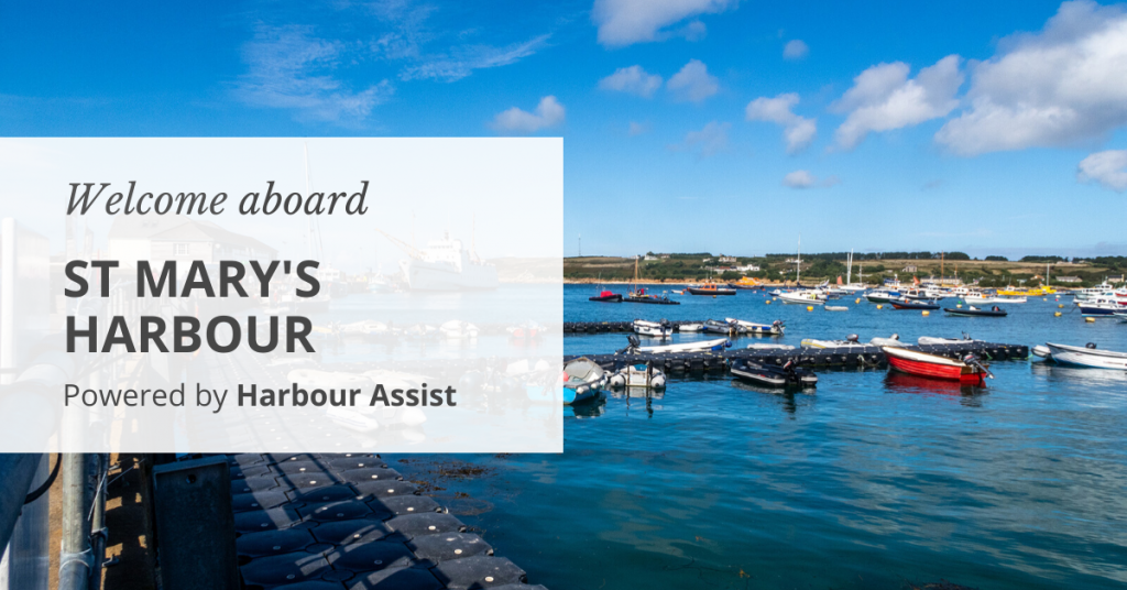 Welcome aboard St Marys Harbour