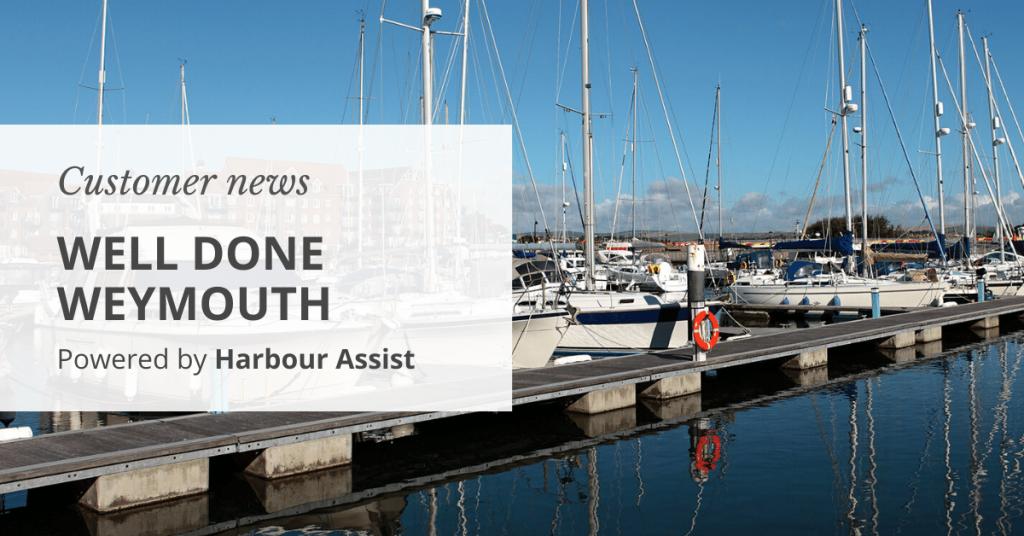 Weymouth Marina wins