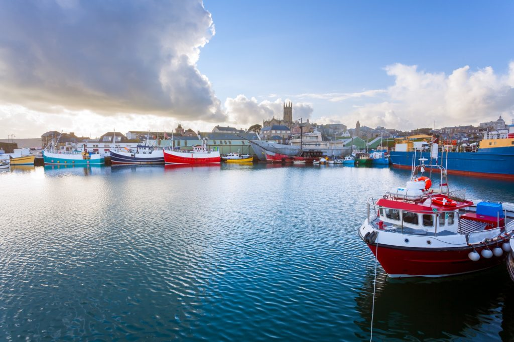 Seven local authority harbours Harbour Assist