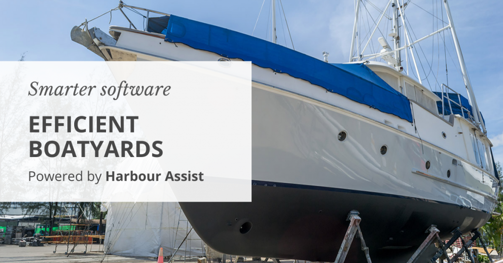 Boatyard and shoreside operations Harbour Assist