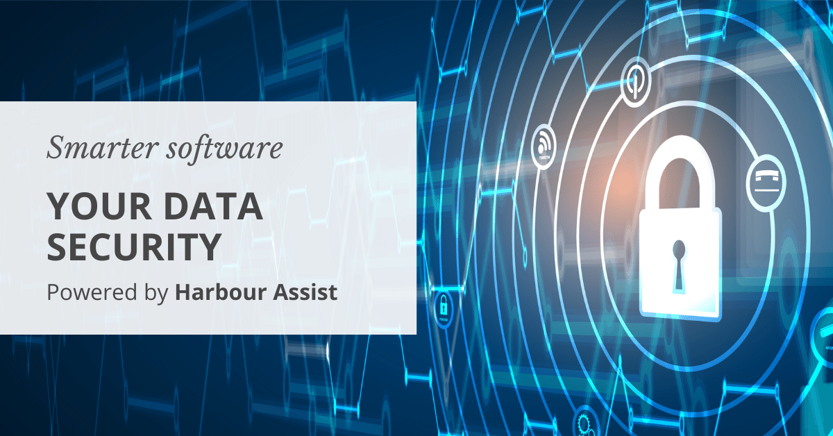 Data security with Harbour Assist