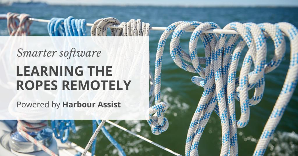Online training for Harbour Assist