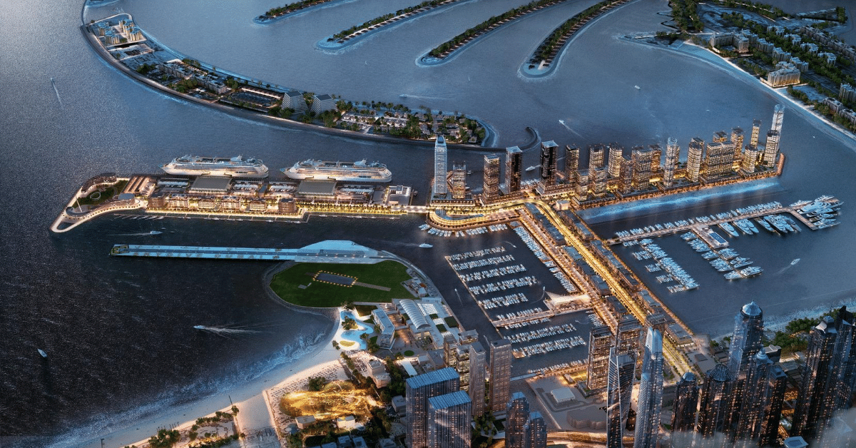 Largest and newest marina in the Middle East Harbour Assist