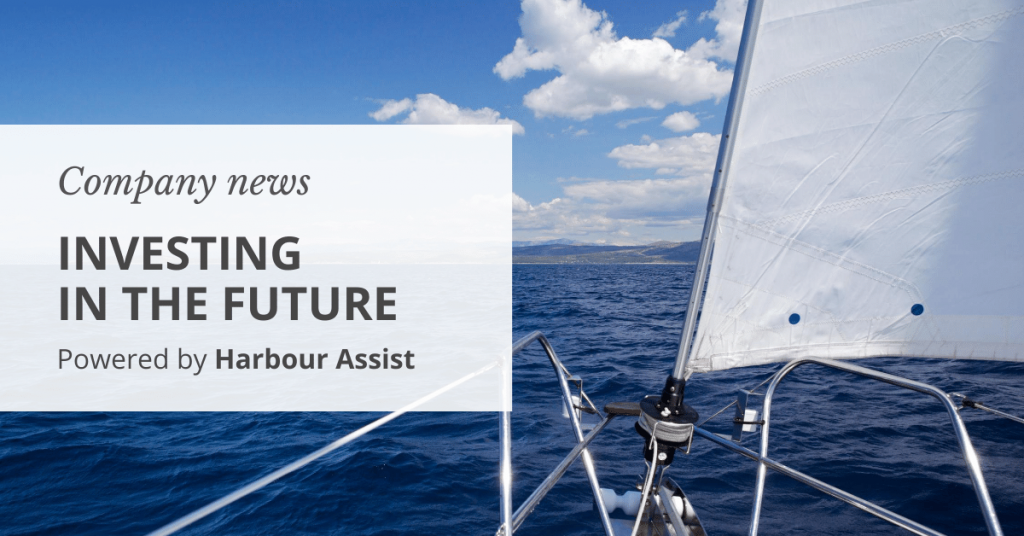 Investment in marine software