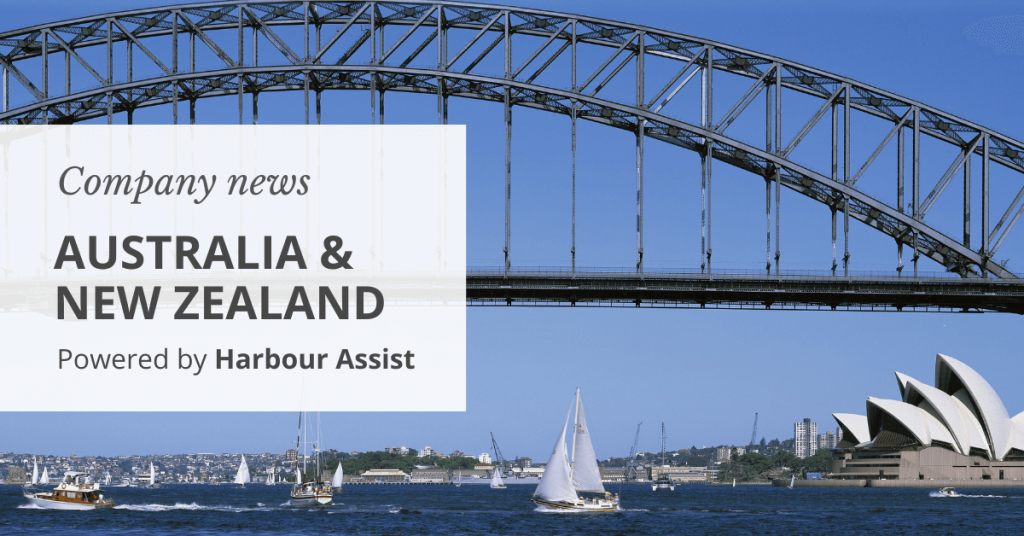 Australia-New Zealand sales partner appointed Harbour Assist